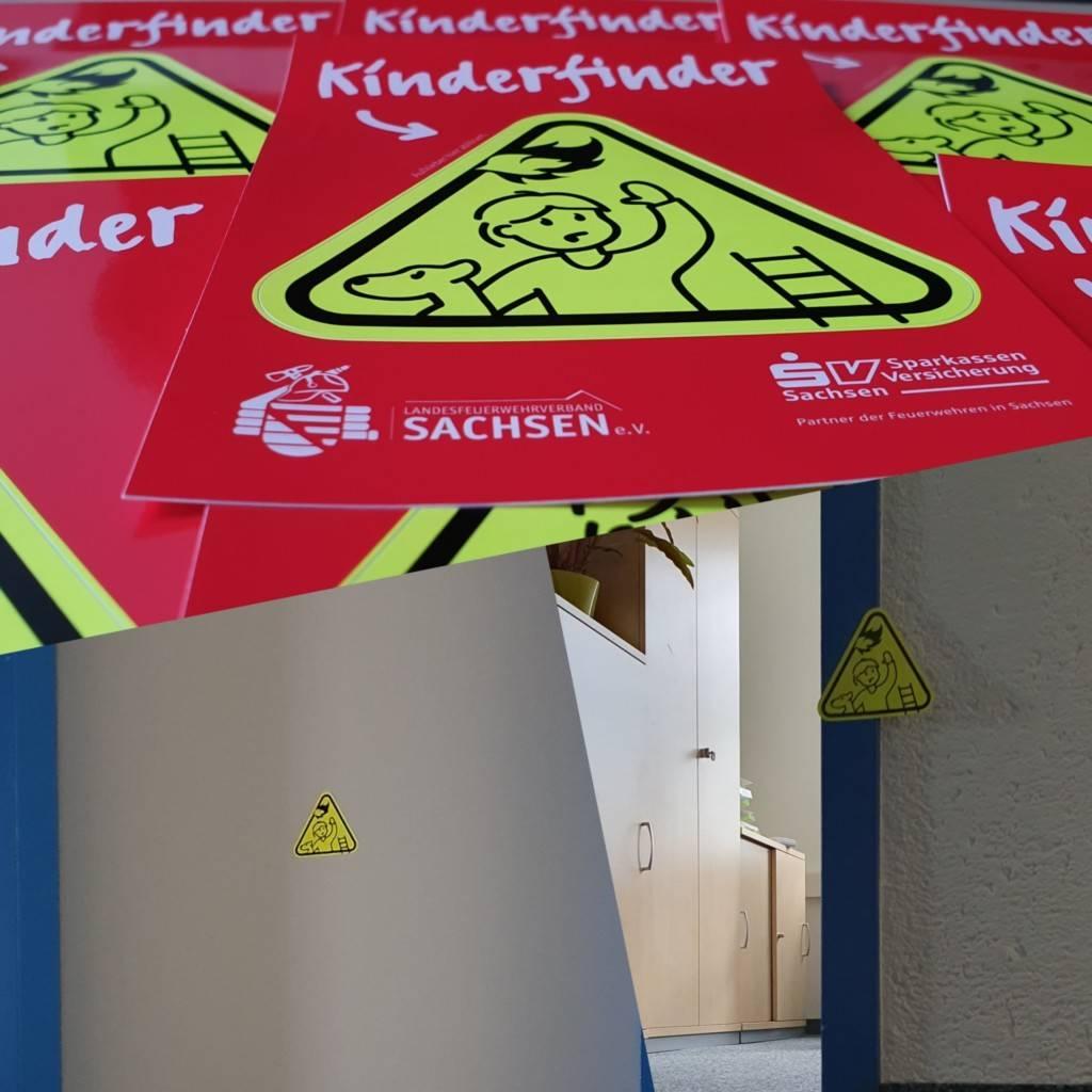 """""""Kinderfinder"""" hilft Leben retten"""
